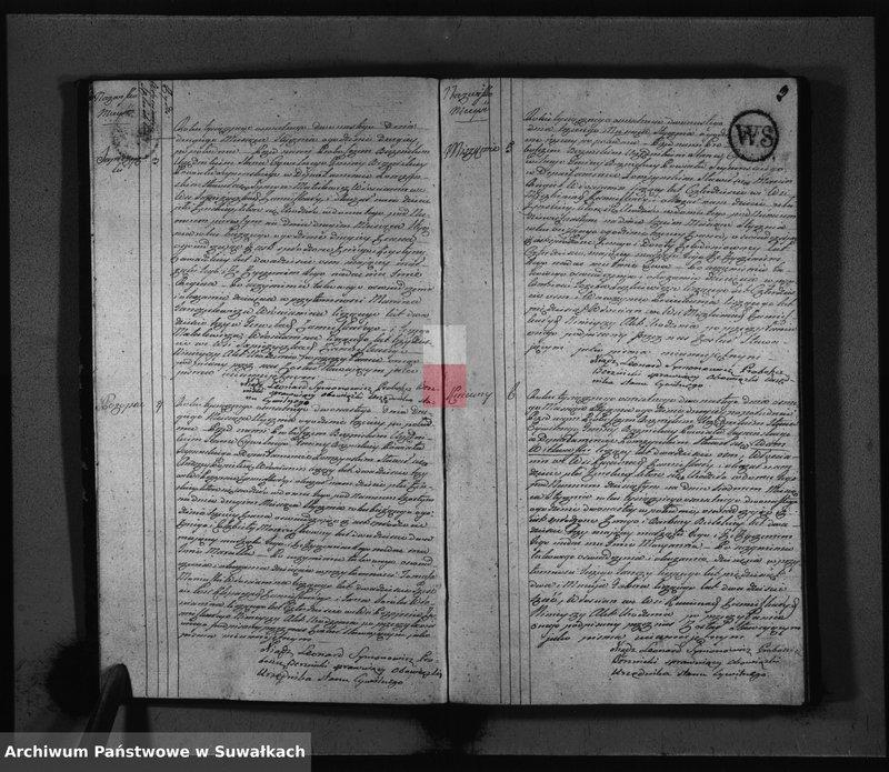 """image.from.unit """"Akta Urodzonych w Gminie Berznickiey od 1 Stycznia R-u 1812"""""""