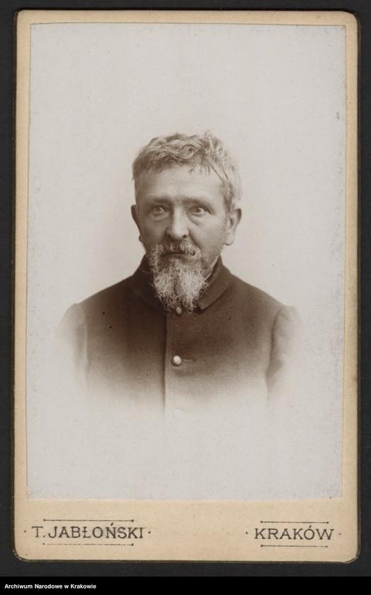 """Obraz 6 z jednostki """"Zdjęcia powstańców z r. 1863/64 [21 sztuk (w tym dublety) + 1 wycinek z gazety]"""""""