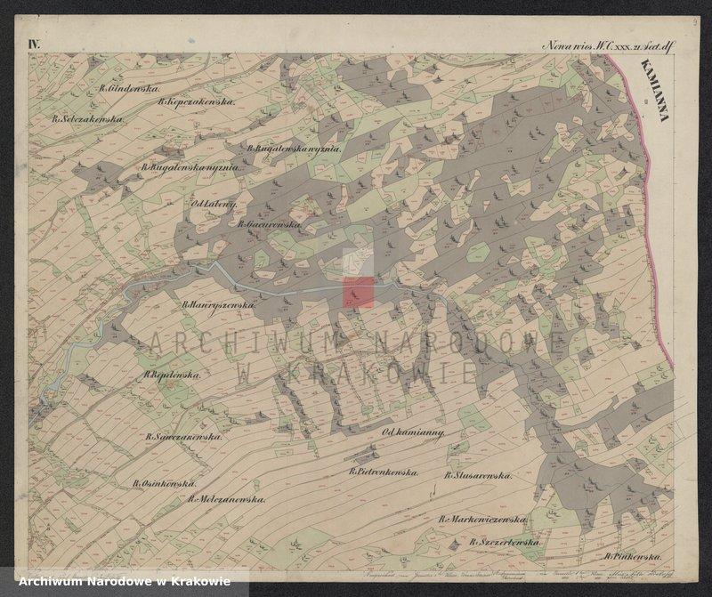 """Obraz 7 z jednostki """"216 Dorf Nowa Wieś in Galizien Sandecer Kreis"""""""