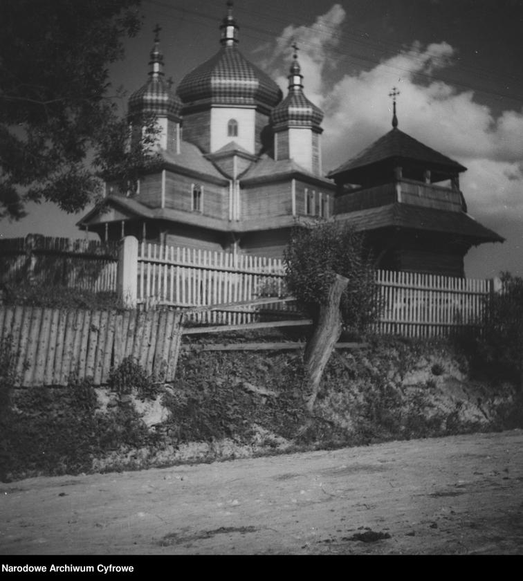 """Obraz 11 z kolekcji """"Cerkwie"""""""
