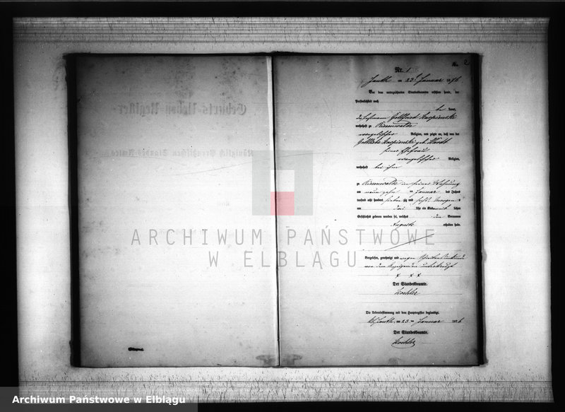 """image.from.unit """"Księga urodzeń 1876 rok"""""""