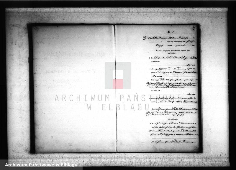"""image.from.unit """"Księga małżeństw 1875 rok"""""""
