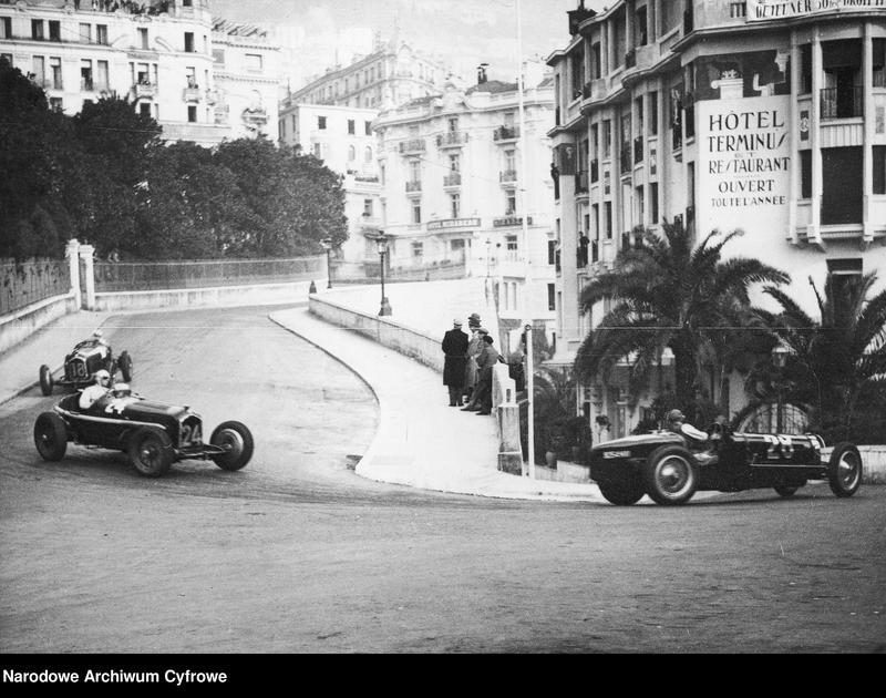 """Obraz 3 z jednostki """"Międzynarodowy wyścig samochodowy o Grand Prix Monaco w Monte Carlo"""""""