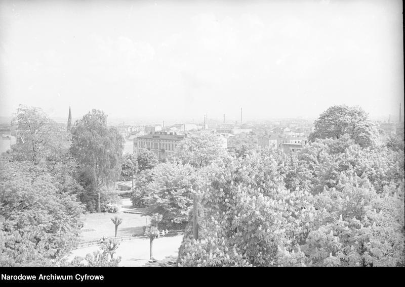 Obiekt Widok ogólny miasta. z jednostki Częstochowa