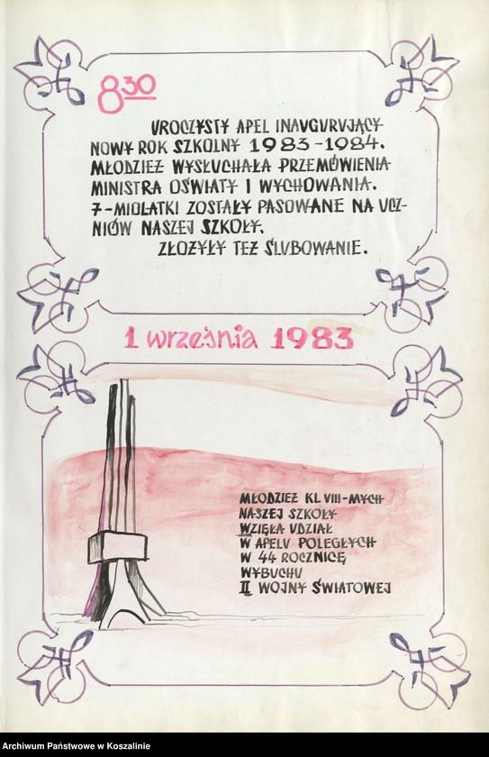 """Obraz 8 z kolekcji """"Witaj szkoło!"""""""