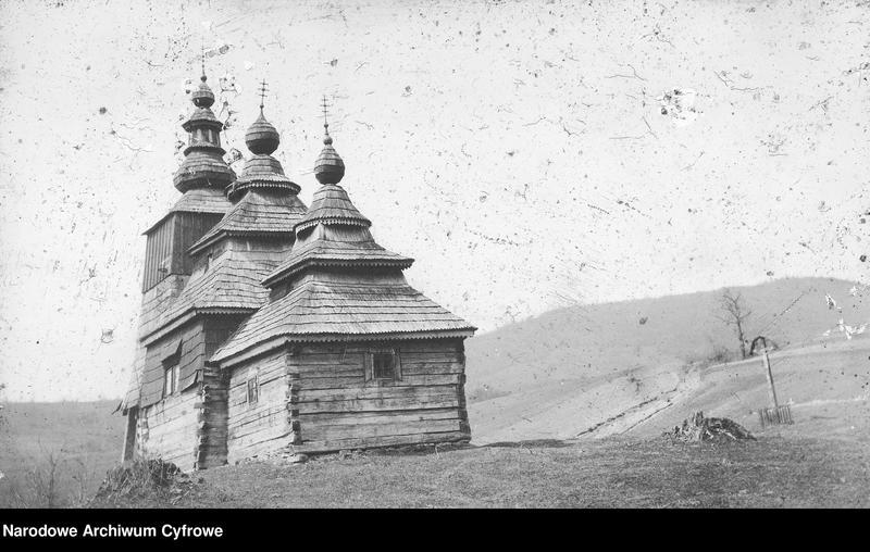 """Obraz 5 z kolekcji """"Cerkwie"""""""