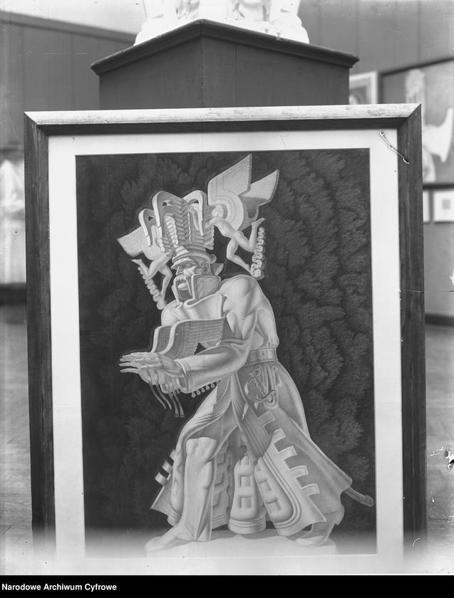 """Obraz 9 z kolekcji """"Stach z Warty"""""""