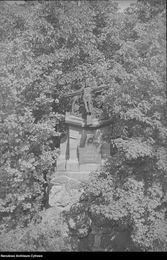 Obiekt XI stacja drogi krzyżowej. z jednostki Częstochowa