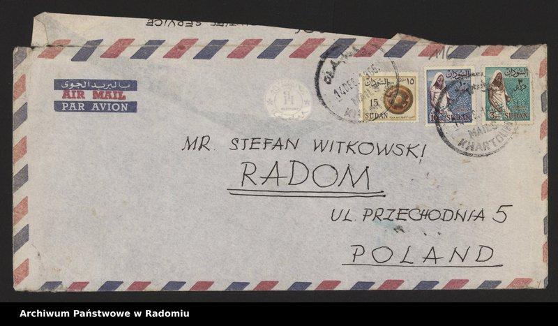 """Obraz 12 z kolekcji """"Archiwalny przegląd pocztowy"""""""