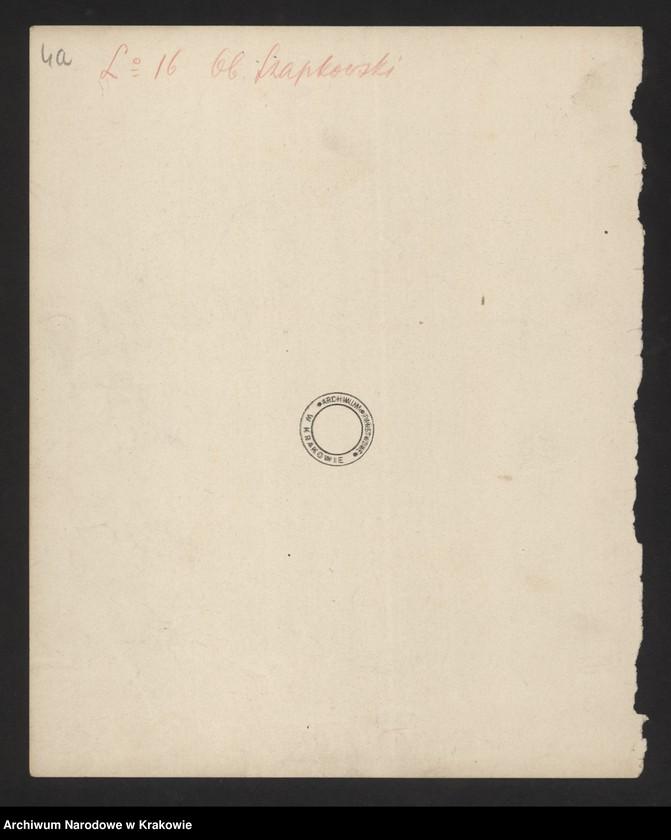 """Obraz 8 z jednostki """"Pocztówki legionowe, zaproszenia i programy, znaczki, nalepki."""""""