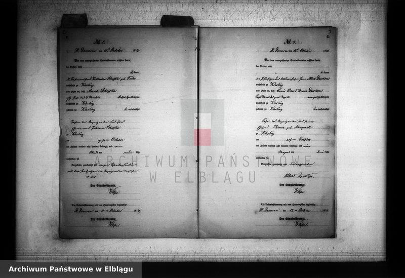 """Obraz z jednostki """"Księga zgonów 1874 rok"""""""