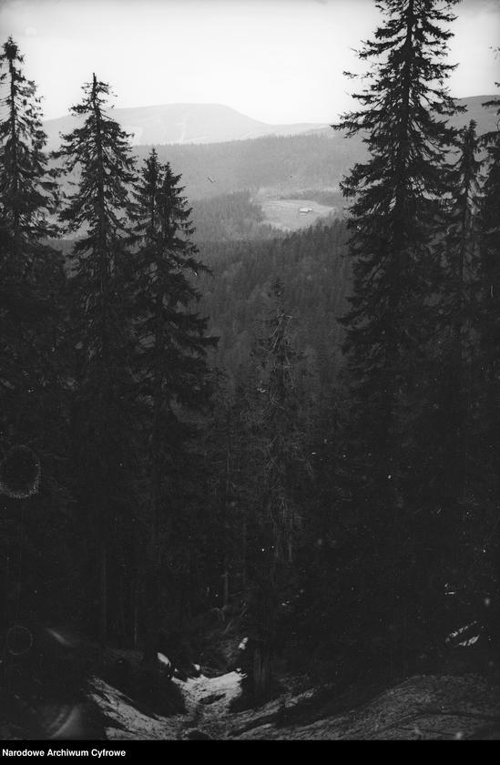 Obiekt Krajobraz regionu. z jednostki Wisła