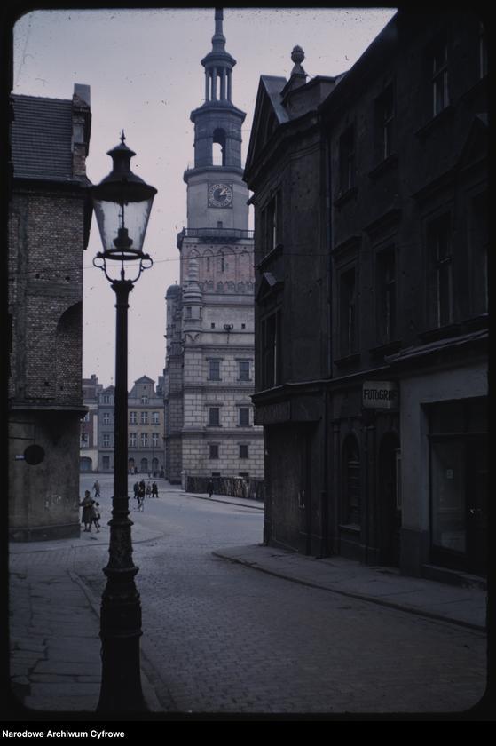 """Obraz 15 z kolekcji """"Poznań 1959"""""""