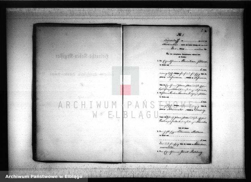 """image.from.unit """"Księga małżeństw 1874 rok"""""""
