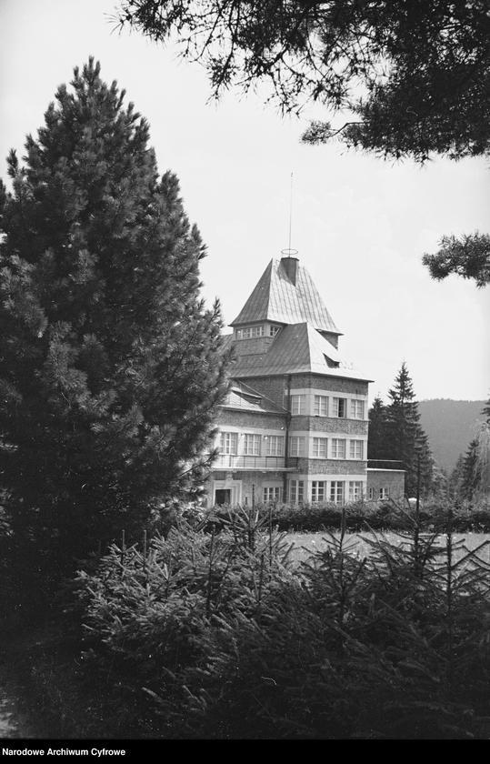 Obiekt Fragment zamku prezydenckiego. z jednostki Wisła
