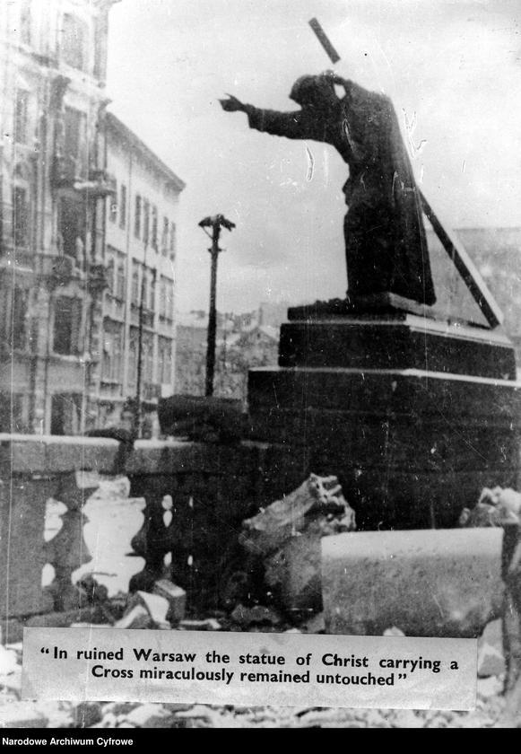 """Obraz 5 z kolekcji """"Powstanie Warszawskie 1944"""""""