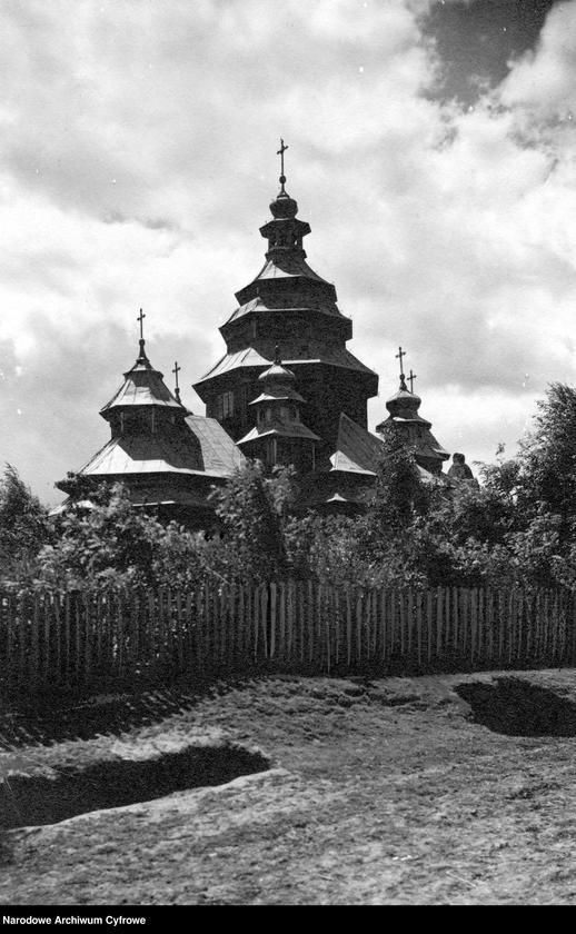 """Obraz 2 z kolekcji """"Cerkwie"""""""
