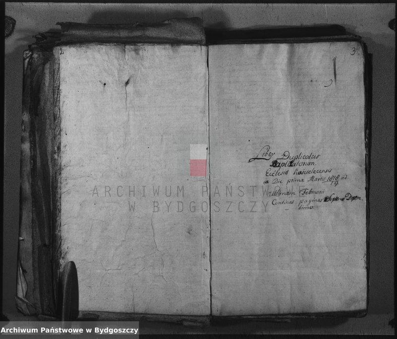 """image.from.unit """"Duplicate der Kirchen Bücher von Kościelec"""""""