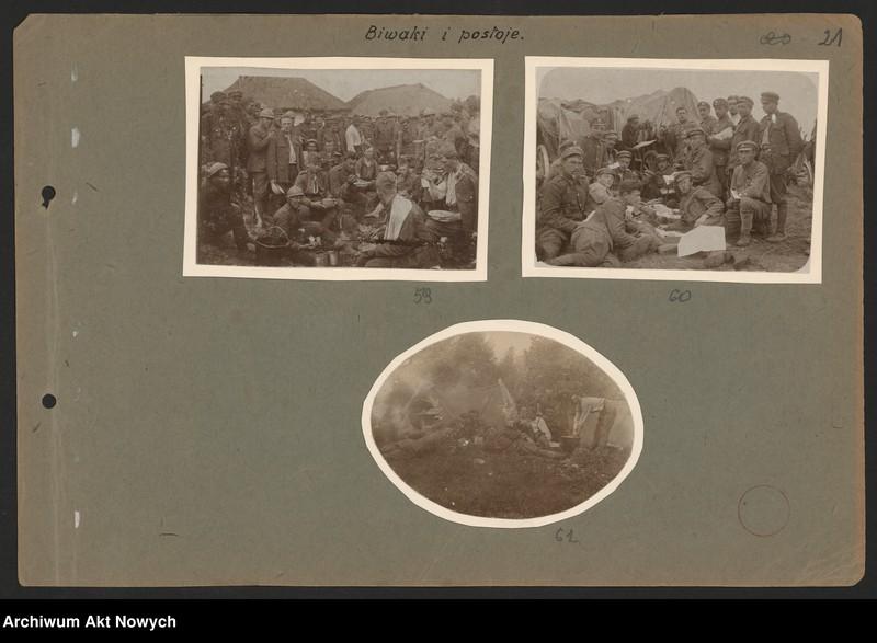 """Obraz 10 z kolekcji """"Wojna polsko-bolszewicka w dokumencie i fotografii"""""""