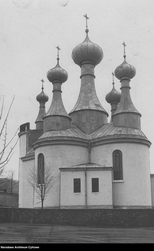 """Obraz 10 z kolekcji """"Cerkwie"""""""