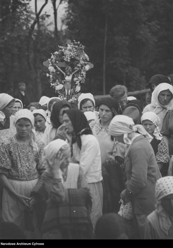 """Obraz 11 z jednostki """"Odpust w Kalwarii Zebrzydowskiej"""""""