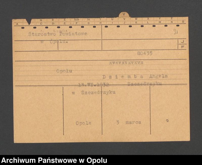 """Obraz 4 z jednostki """"[Nieslony Franz, ur. 30.9.1899, zam. Freihöfen]"""""""