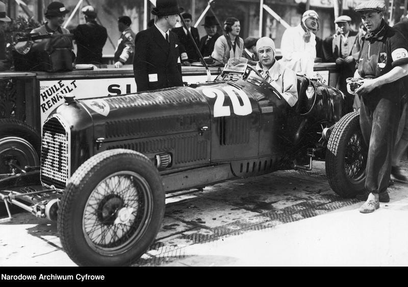 """Obraz 1 z jednostki """"Międzynarodowy wyścig samochodowy o Grand Prix Monaco w Monte Carlo"""""""