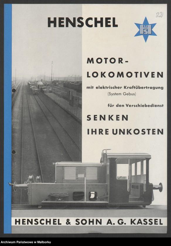 """Obraz 2 z kolekcji """"Transport kolejowy w Malborku"""""""