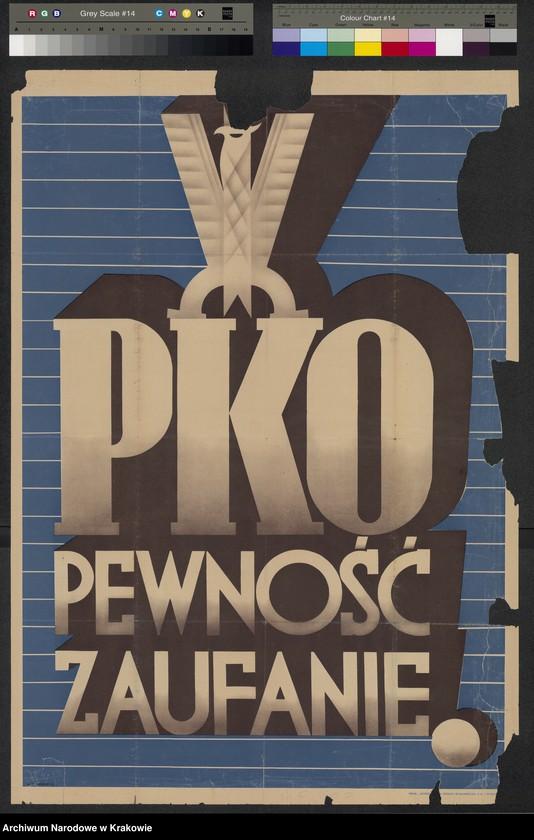 """Obraz 8 z kolekcji """"Propaganda PRL- u w Zbiorze afiszy"""""""