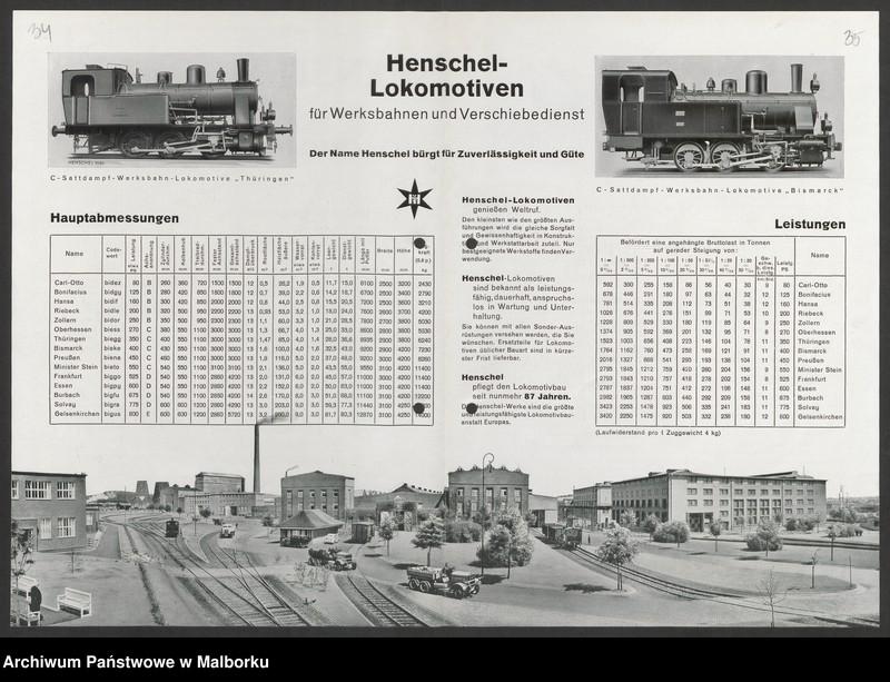 """Obraz 5 z kolekcji """"Transport kolejowy w Malborku"""""""