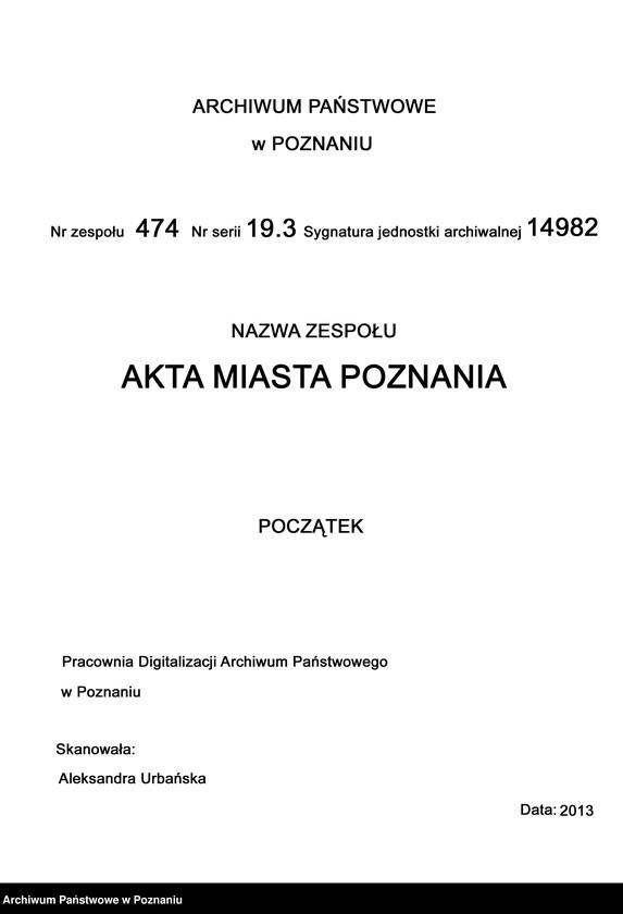 """Obraz 2 z jednostki """"Regenberg - Relewicz"""""""
