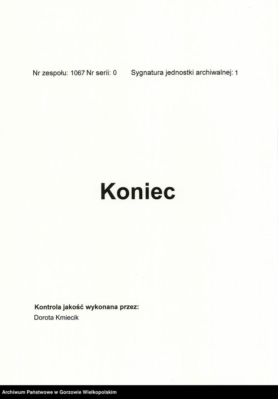 """Obraz z zespołu """"Ewangelicka Gmina Wyznaniowa w Wierzchowie"""""""