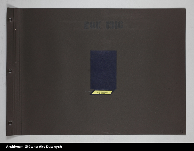 """Obraz 9 z jednostki """"Zbiór fotografii. Album Korpus podoficerów zawodowych 6 pułku piechoty Legionów. Wilno 28 VII 1934."""""""