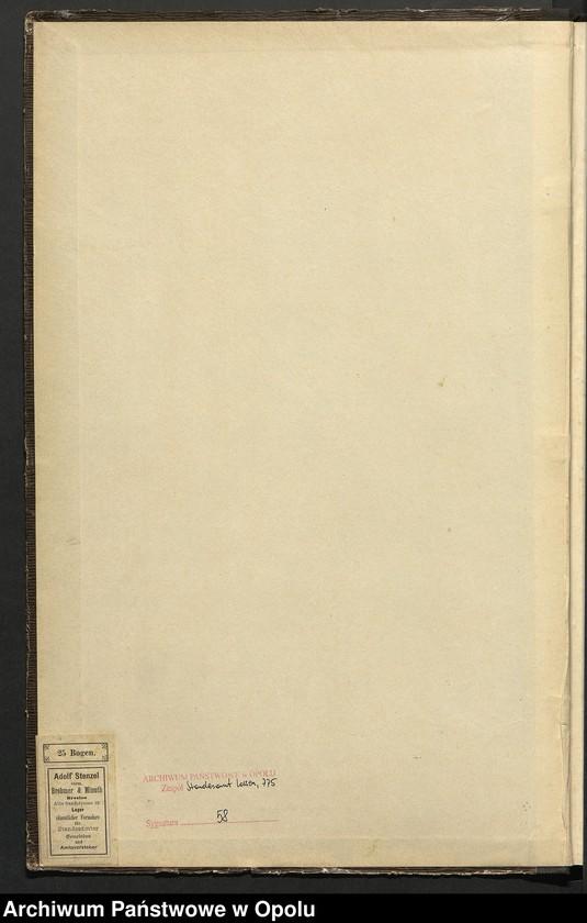 "Obraz z jednostki ""Heiraths-Neben-Register Standes-Amt Lossen 1896"""