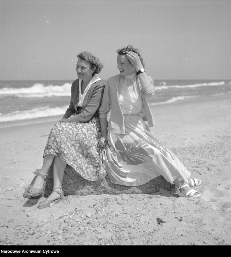 """Obraz 4 z kolekcji """"Moda damska lata 1950"""""""