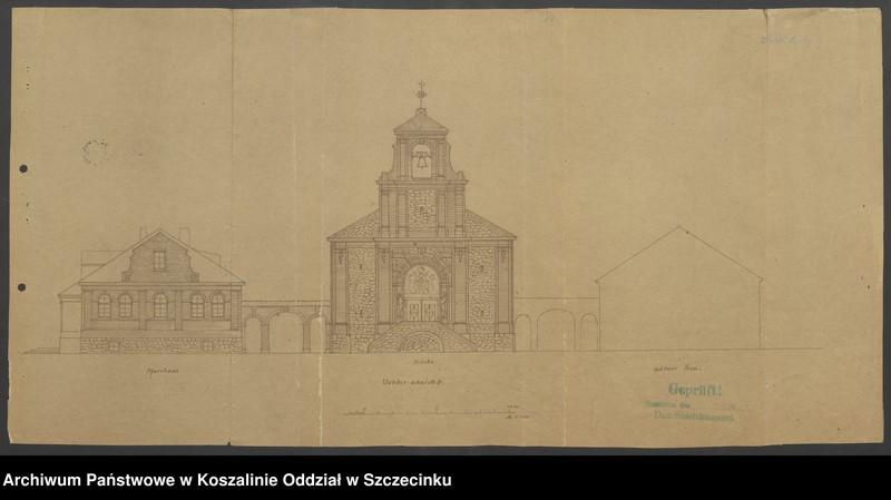 """image.from.collection.number """"Życie religijne w dawnym Szczecinku"""""""