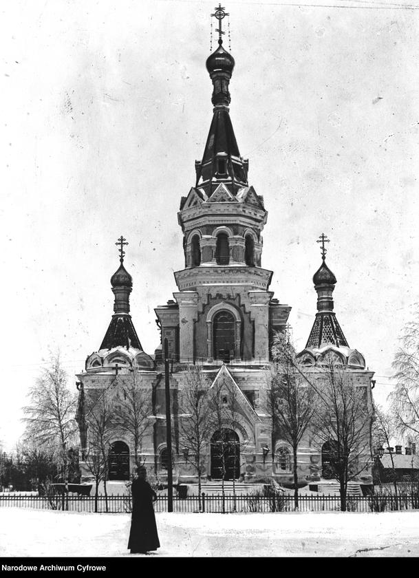 """Obraz 4 z kolekcji """"Cerkwie"""""""