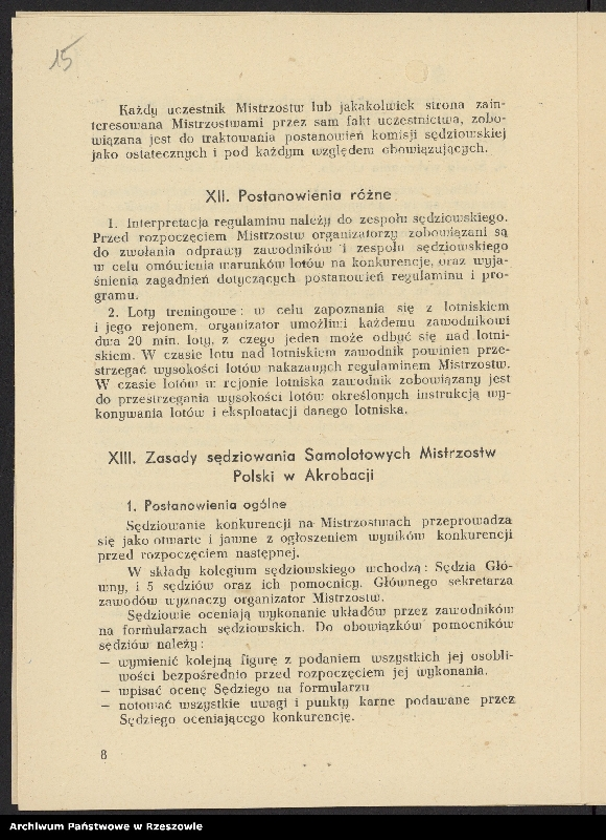 """Obraz 16 z jednostki """"Lotnictwo"""""""