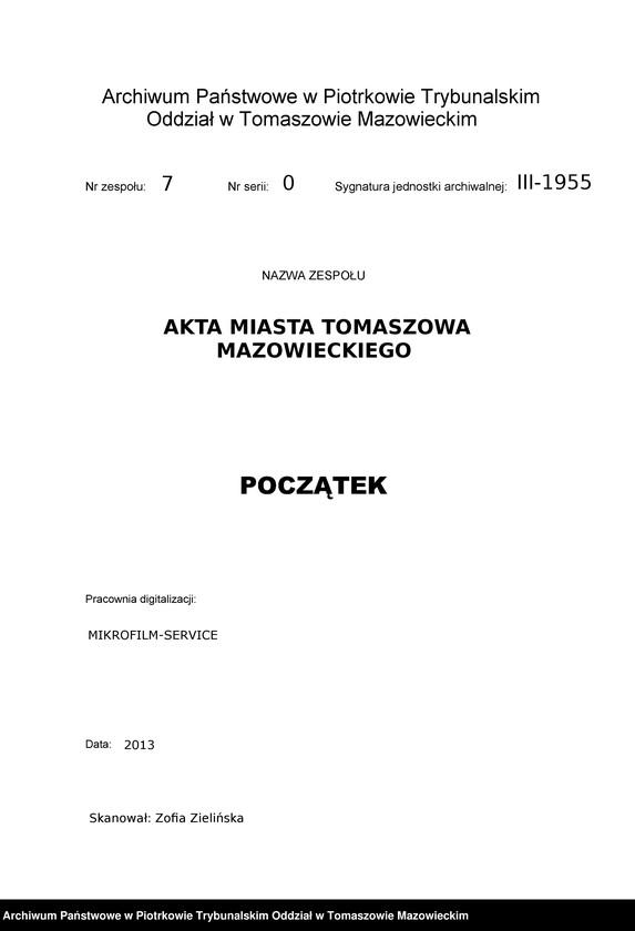 """Obraz 3 z jednostki """"Dowodów osobistych od nr 641 do 830. Tom IV"""""""