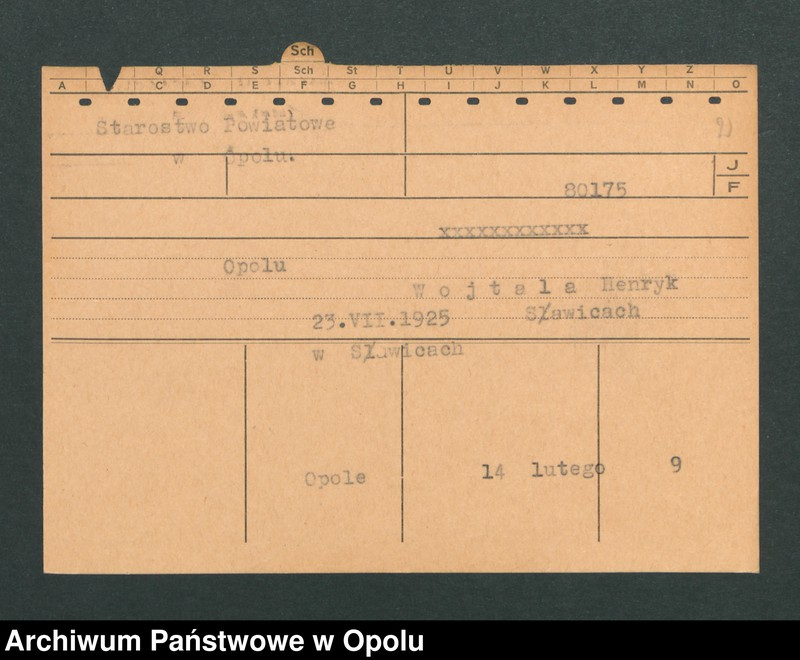"Obraz 4 z jednostki ""[Nowak Johann, ur. 21.7.1899, zam. Lichtenrode]"""