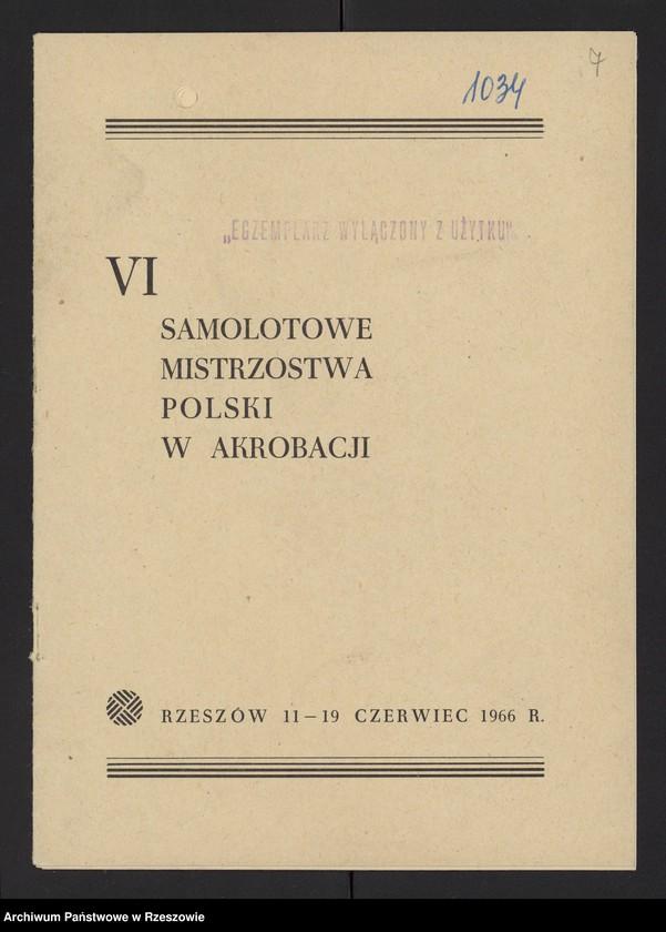"""Obraz 8 z jednostki """"Lotnictwo"""""""