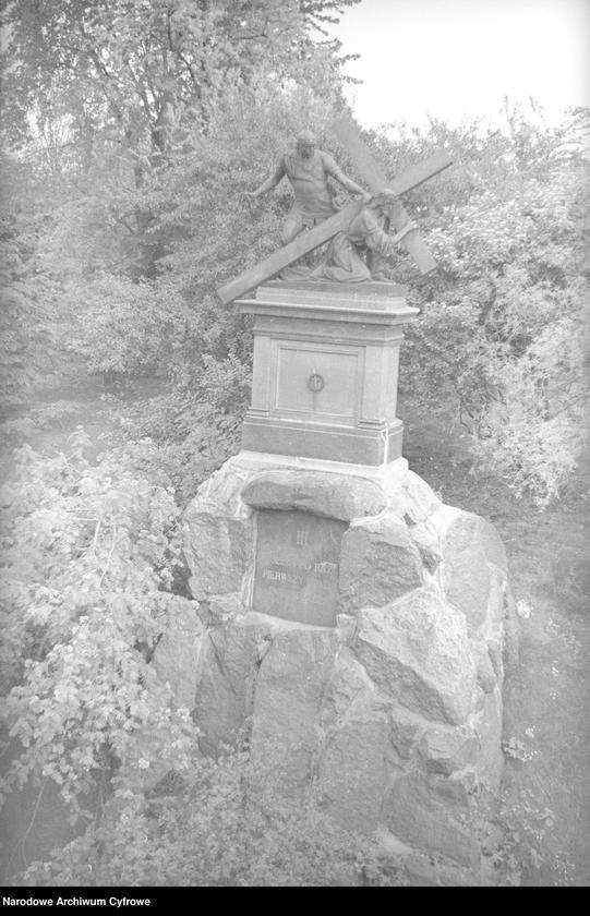 Obiekt III stacja drogi krzyżowej. z jednostki Częstochowa
