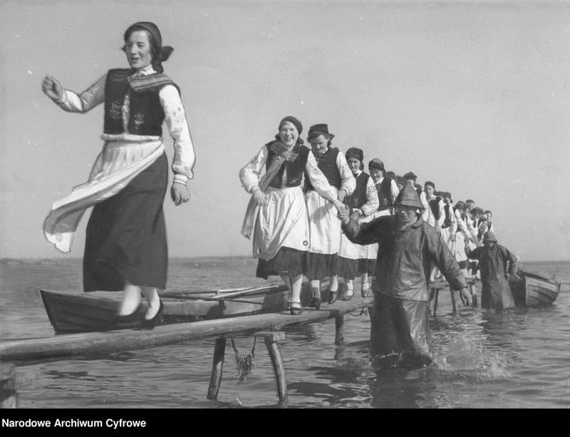 """Obraz 1 z kolekcji """"Zaślubiny Polski z morzem w 1920 r."""""""