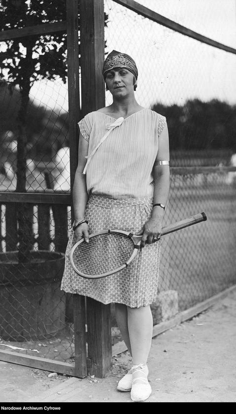"""Obraz 4 z kolekcji """"Na kortach tenisowych"""""""