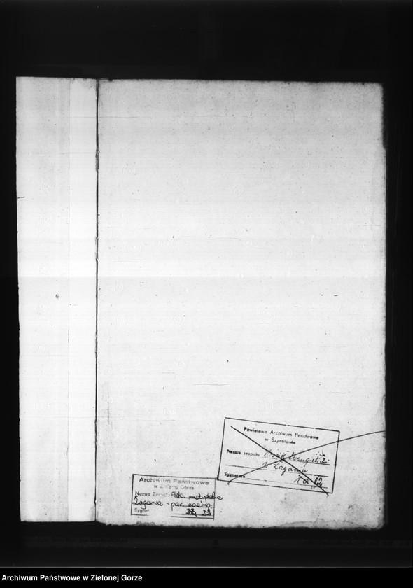 """Obraz z jednostki """"Tauf - Buch 1783 - 1790"""""""