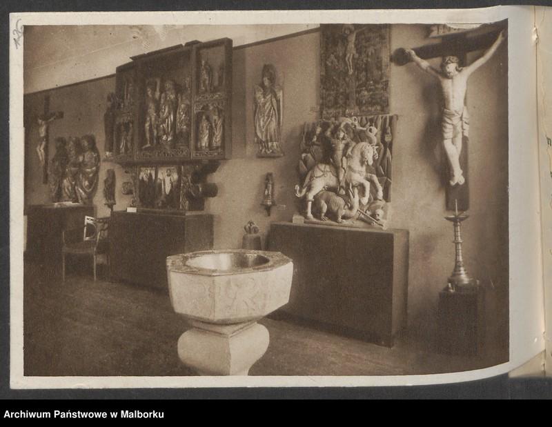 """Obraz 4 z kolekcji """"Muzeum Miejskie w Malborku"""""""