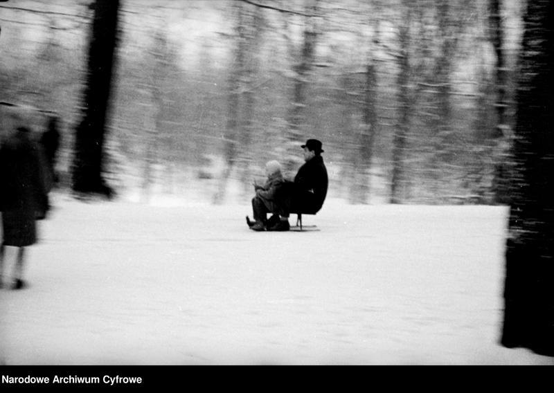 """Obraz 16 z kolekcji """"Zima w mieście"""""""
