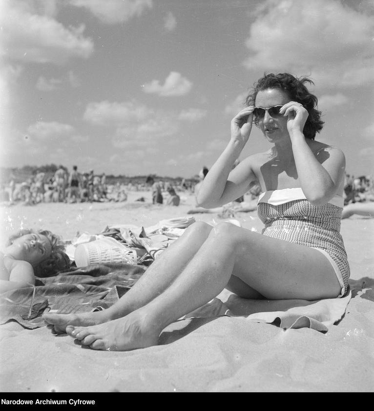 """Obraz 8 z kolekcji """"Moda plażowa"""""""