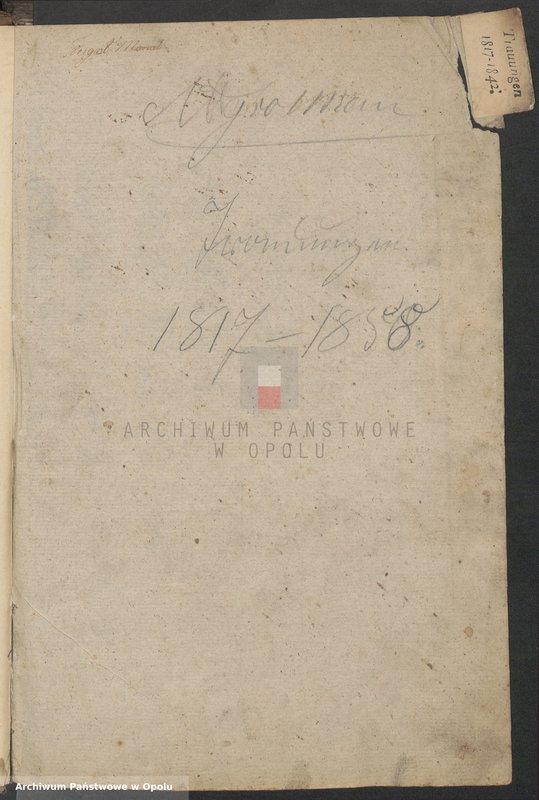 "image.from.unit ""Duplikate der Kirchen-Matrikel von Altgrottkau 1817-1858 [parafia rzymskokatolicka w Starym Grodkowie]"""