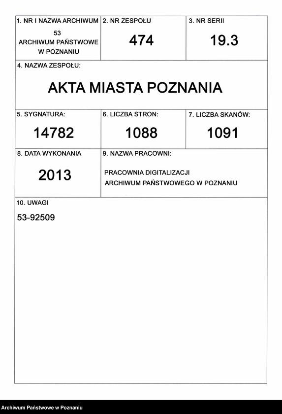 """Obraz 1 z jednostki """"Manska - Marcinek"""""""